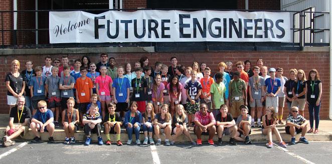 Future Engineers Camp 2017